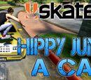 HIPPY JUMP A CAR!