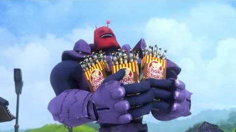 Iklan Choki-Choki Promo BoBoiBoy The Movie