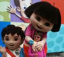 Dark Dora the Explorer