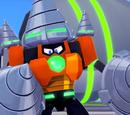 Drill Man (Mega Man: Fully Charged)