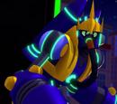 Wave Man (Mega Man: Fully Charged)