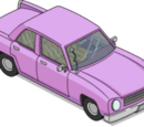 Pink Sedan