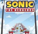 IDW Sonic the Hedgehog N° 007