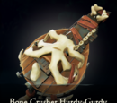 Bone Crusher Hurdy-Gurdy