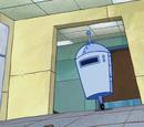 Trash robot