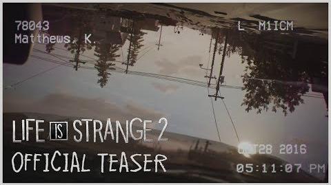 Clear Arrow/Life is Strange 2 se presentará el 20 de agosto
