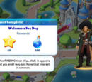 Welcome a Sea Dog