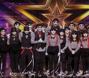 Season 13 Dance Groups
