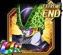Le début de la bataille décisive - Cell (forme parfaite)