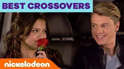 Best Henry Danger Crossover Moments ft. The Thundermans & Game Shakers! Nick