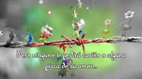 【Pikmin 2】Ai No Uta【Spanish Fandub】