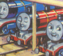 The Red Engines