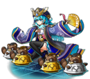 Ieyasu, Tosho Daigongen (Gear)