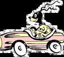 A Colliding-Collusion Racer