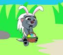 The Easter Bunga