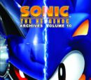 Archie Sonic Archives Volume 10