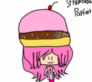 Strawbella Parfait