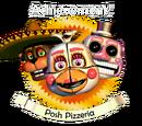 Posh Pizzeria Animatronics