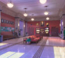 Edificio de arte