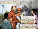 Anthony Stark (Earth-616) and Triumph Division (Earth-616) from Invincible Iron Man Vol 2 4 001.jpg
