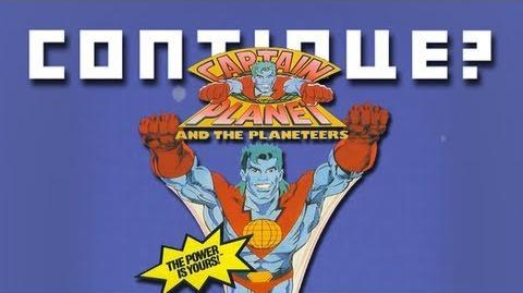 Captain Planet (NES) - Continue?
