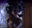 Medusa Artwork