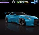 Nissan LB GT-R (R35) Premium