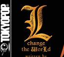 L: Change the WorLd (novel)