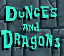 Tontos y dragones