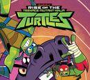 Rise of the Teenage Mutant Ninja Turtles issue 2