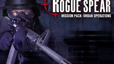 Tom Clancy's Rainbow Six: Rogue Spear Urban Operations