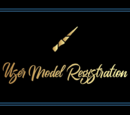 User Model Registration