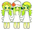 Pop'n Music 7 CS Characters