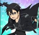 Black Swordsman Kirito