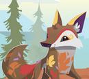 Autumn Coyote