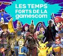 Hypsoline/Les temps forts de la Gamescom 2018