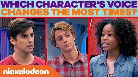 The Henry Danger Cast is Going Through Some Changes 🎆 FunniestFridayEver