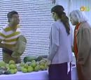 Banca de Frutas/Casamento à Força/Os Cofrinhos/O Futebolista
