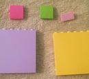 Buckmana/Lego pieces - variations