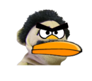 Chef Poo Poo Bird