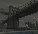 Bridges in GTA IV