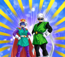 Hero of Justice Transformation Complete Great Saiyaman 1 & 2