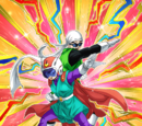 So the World Can Live in Peace Great Saiyaman 1 & 2