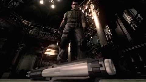Resident Evil remake cutscenes