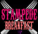 Stampede Breakfast 3: Brunch Time!