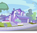 The Proud Family House