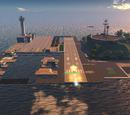 KK Airport and Marina