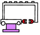 Magnet Car (WaffleCat3367)