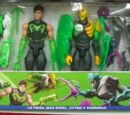 La Fiera, Max Steel, C.Y.T.R.O. and Snare