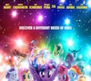 If My Little Pony: The Movie (2017 film) was produced by Walt Disney Pictures